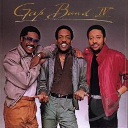 Gap Band - Gap Band IV CD Cover Art