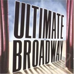 Ultimate Broadway CD Cover Art