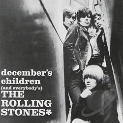Rolling Stones - December's Children (And Everybody's) CD Cover Art