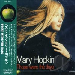 Hopkin, Mary - Those Were the Days CD Cover Art