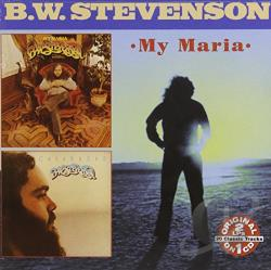 Stevenson, B.W. - My Maria/Calabasas CD Cover Art