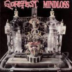 Gorefest - Mindloss CD Cover Art