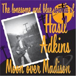 Adkins, Hasil - Moon Over Madison CD Cover Art
