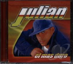 Julian - El Mas Duro CD Cover Art