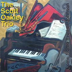 Oakley, Scott - Come Home Brother Johnson CD Cover Art
