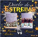Duelo De Estrellas - Pesado Vs Banda Machos Vol. 2 DB Cover Art