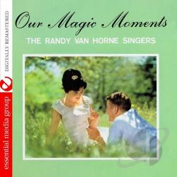 Horne, Randy Van - Our Magic Moment CD Cover Art