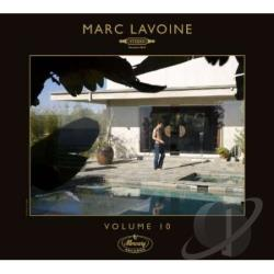 Lavoine, Marc - Black Edition, Vol. 10 LP Cover Art