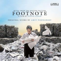 Poznansky, Amit - Footnote CD Cover Art