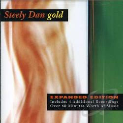 Steely Dan - Gold CD Cover Art