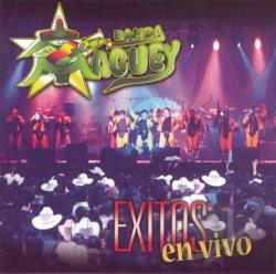 Banda Maguey - Exitos en Vivo CD Cover Art