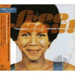 Riperton, Minnie - Free Soul: The Classics of Minnie Riperton CD Cover Art