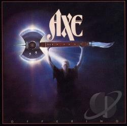 Axe - Offering CD Cover Art