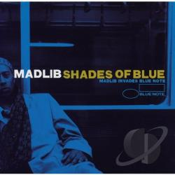 Madlib - Shades of Blue CD Cover Art