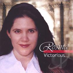 Rosina - Victorious CD Cover Art