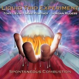 Liquid Trio Experiment - Spontaneous Combustion CD Cover Art