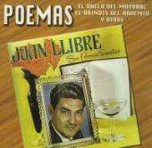 Llibre, Juan - Sus Poemas Favoritos CD Cover Art