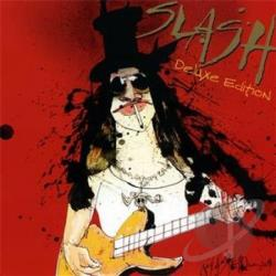 SLASH - Slash: Deluxe CD Cover Art