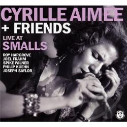 Daudel, Cyrille-Aimee - Live at Smalls CD Cover Art