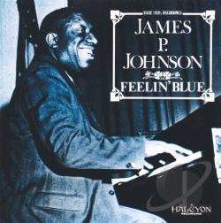 Johnson, James P. - Feelin' Blue CD Cover Art