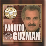 Guzman, Paquito - Oro Salsero: 20 Exitos CD Cover Art