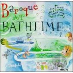 Baroque at Bathtime CD Cover Art