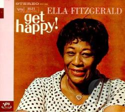 Fitzgerald, Ella - Get Happy! CD Cover Art