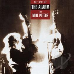 Alarm / Alarm & Mike Peters / Alarm Mmvi / Peters, Mike - Best of the Alarm & Mike Peters CD Cover Art