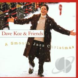 Koz, Dave - Smooth Jazz Christmas CD Cover Art