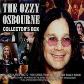 Osbourne, Ozzy - Collector's Box CD Cover Art