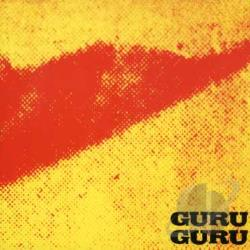 Guru Guru - UFO CD Cover Art