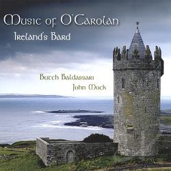 Baldassari, Butch - Music of O'Carolan CD Cover Art