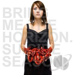Bring Me The Horizon - Suicide Season CD Cover Art