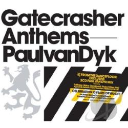 Van Dyk, Paul - Gatecrasher Anthems 2010 CD Cover Art