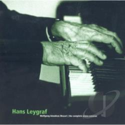 Leygraf, Hans / Mozart - Wolfgang Amadeus Mozart: The Complete Piano Sonatas, Vol. 5 CD Cover Art