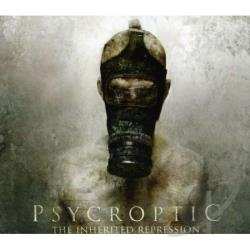 Psycroptic - Inherited Repression CD Cover Art