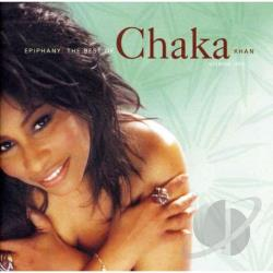 Khan, Chaka - Epiphany: The Best of Chaka Khan, Vol. 1 CD Cover Art