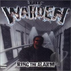 Warden - Ring The Alarm CD Cover Art