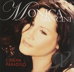 Mancini, Monica - Cinema Paradiso CD Cover Art
