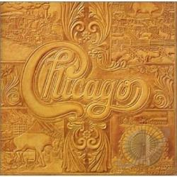 Chicago - Chicago VIII CD Cover Art