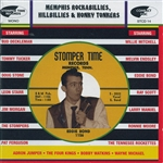 Stomper Time Records Story: Memphis Rockabillies, Hillbillies & Honky Tonkers. CD Cover Art
