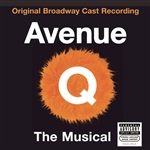 Avenue Q - Avenue Q CD Cover Art