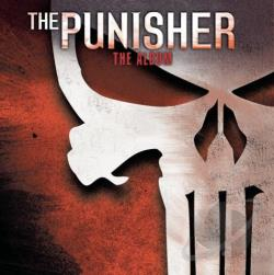 Punisher (Ost) - Punisher CD Cover Art