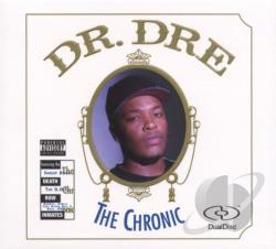 Dr. Dre - Chronic CD Cover Art