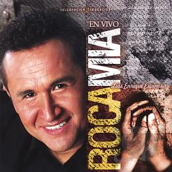 Espinosa, Luis Enrique - Roca Mia-En Vivo CD Cover Art