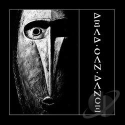 Dead Can Dance - Dead Can Dance/Garden of the Arcane Delights CD Cover Art