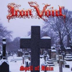 Iron Void - Spell Of Ruin CD Cover Art