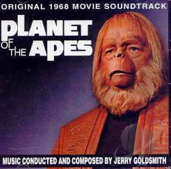 Goldsmith, Jerry / Original Soundtrack - Planet of the Apes CD Cover Art