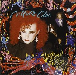Culture Club - Waking Up with the House on Fire CD Cover Art