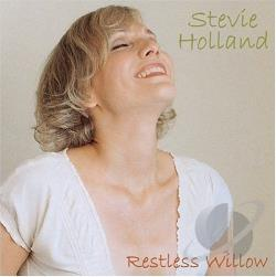 Holland, Stevie - Restless Willow CD Cover Art